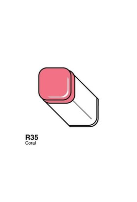 Copic Typ R - 35 Coral