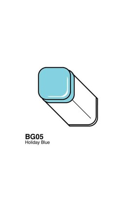 Copic Typ Bg - 05 Holiday Blue