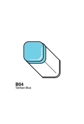 Copic Typ B - 04 Tahitian Blue