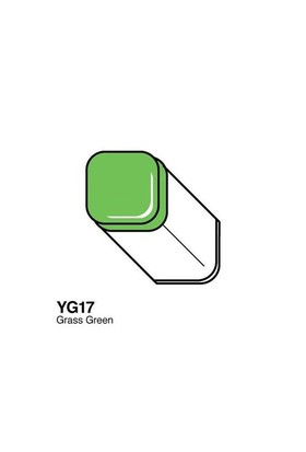 Copic Typ Yg - 17 Grass Green