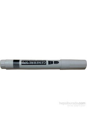 Akyazı Board Marker Yazı Tahta Kalemi Siyah