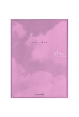 Morning Glory 50100-73172 A4 My-Bız 10 Yaprak Sunum Dosyası Pembe