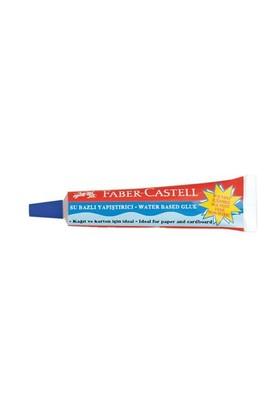 Faber-Castell Su Bazlı Sıvı Yapıştırıcı 7Gr 179645 (Solvent İçermez)