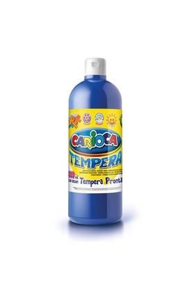 Carioca Tempera Boya (Süper Yıkanabilir) 1000Ml - 1350Gr - Plastik Şişede - Portakal