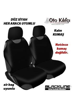 Oto Koltuk Kılıfı Atlet Model Siyah