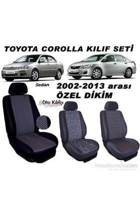 Toyota Corolla Koltuk Kılıfı Seti Araca Özel Dikim 1993-2015