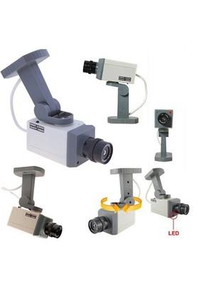 Kingshark Hareket Sensörlü Sahte Kamera
