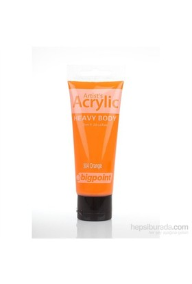 Bigpoint Akrilik Boya 75 Ml Orange 304