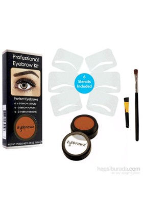 Eyebrowz Professional Eyebrow Kit - Auburn