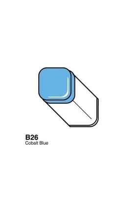 Copic Typ B - 26 Cobalt Blue