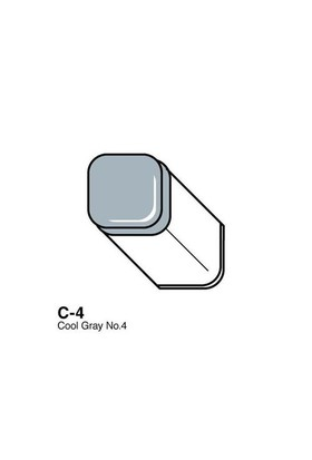 Copic Typ C - 4 Cool Gray
