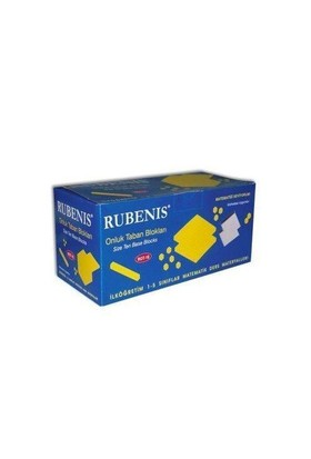 Rubenis Rot-10 Onluk Taban Bloğu