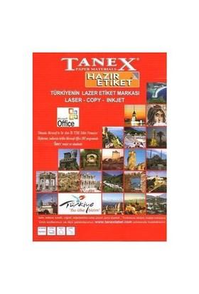 Tanex Tw-2614 Etiket 105 X 40Mm
