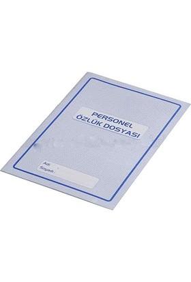 Marka Personel Özlük Dosyası ( İşçi Özlük Dosyası ) 25 Adet Paket