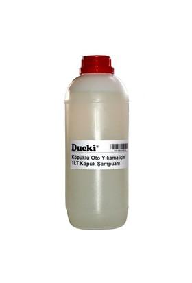 Ducki Köpüklü veya Fırçalı Oto Yıkama için Şampuan 1Lt