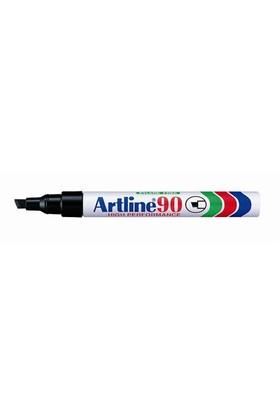 Artline EK-90 Kesik Uç Permanent Markör