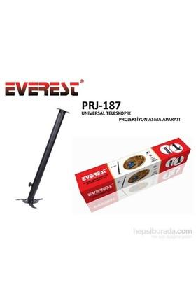 Everest Prj-187 Teleskopik 40X63-102Cm Projeksiyon Askı Aparatı