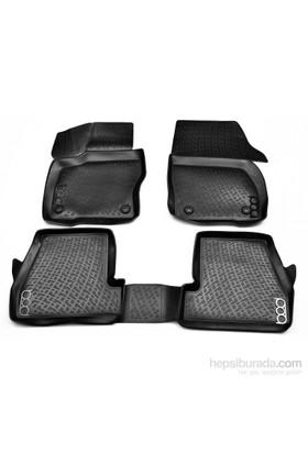 Ford Focus 3D Havuzlu Paspas 2011-2014 Bod