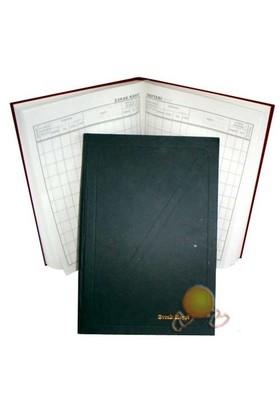Dilman Giden Evrak Kayıt Defteri 192 Yp. Ciltli (450)