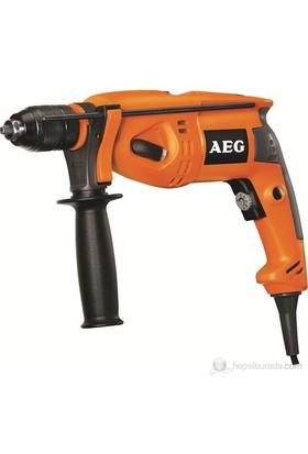 Aeg Sb2e750rst 750W Darbeli Vitesli Matkap