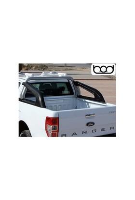 Bod Ford Ranger Proguard Rollbar-Silver 2012-2015