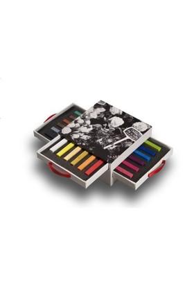 Conte A Paris Pastel Set 18'Li 50097