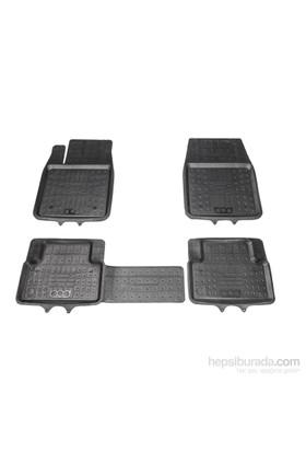 Bod Hyundai İx35 Havuzlu Paspas Siyah 2010-2015