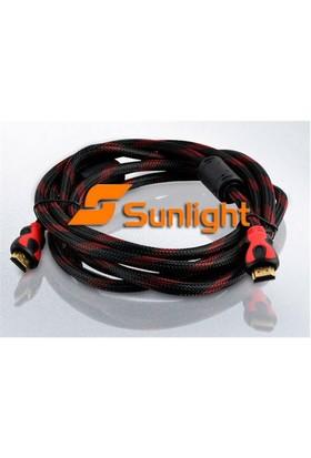 Sunlight SN8103 (3 mt.) Lüx HDMI Kablo