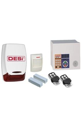 Desi Hs-102 Metaline Alarm Sistemi 100% Türk Malı
