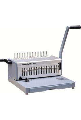 Lamiess Bw 2088 Plastik Spiral Cilt Makinası
