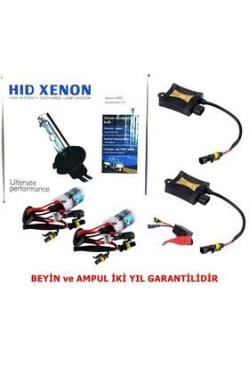 Schwer H7 8000K Xenon Far Seti İnce Slim Dijital Balats