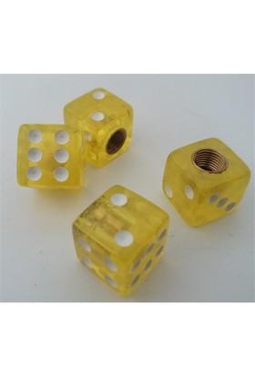 4Lü Zar Sibop Kapağı Açık Sarı