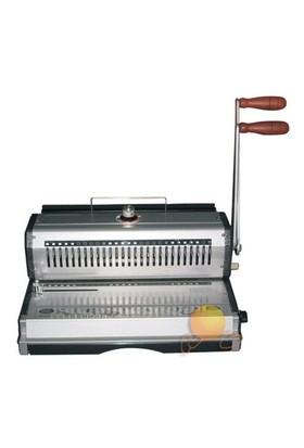 Tata Wire Binder 2:1 Kare Delikli Tel Spiral Cilt Makinesi (159 03 0159)