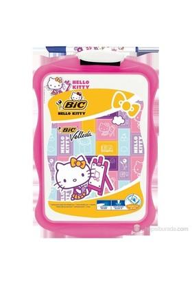 Bic Hello Kitty Velleda Tahta Kalemi + Kalem 1721 + Silgi