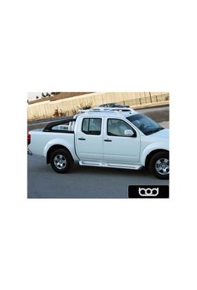 Bod Nissan Navara Proguard Rollbar Beyaz 2005-2013