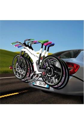 Bisiklet Taşıyıcı ( 3 Bisiklet Taşıma Kapasiteli )