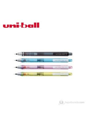 Uni-Ball Kuru Toga T Dönen Mekanizmalı 0,7 mm Kurşun Kalem Siyah