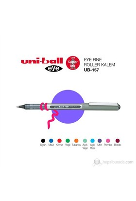 Uni-ball UB-157 Eye Fine Roller Kalem 0.7 mm