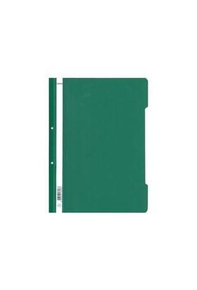 Exxo A4 Telli Dosya Yeşil