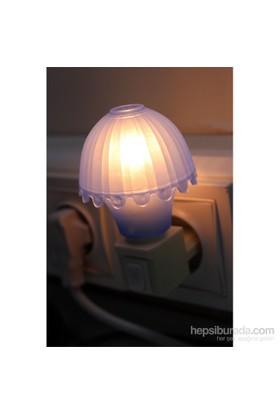 Homecare Met Gece Lambası Mantar 422705
