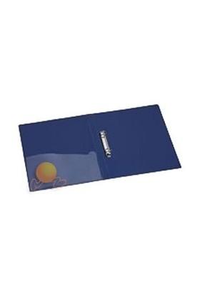 Esselte Plastik Halkalı Dosya Şeffaf 69261503