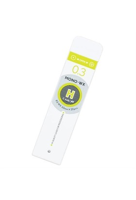 Tombow 0.3 Min Yeni R5-Wx Hi-Polymer H