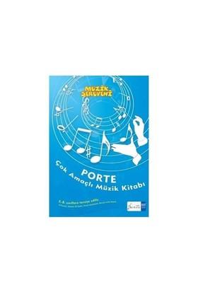 Portemem 5-8 Çok Amaçlı Müzik Kitabı