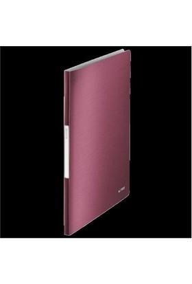 Leitz Style Sunum Dosyası 20 Poşetli Garnet Kırmızısı 39580028