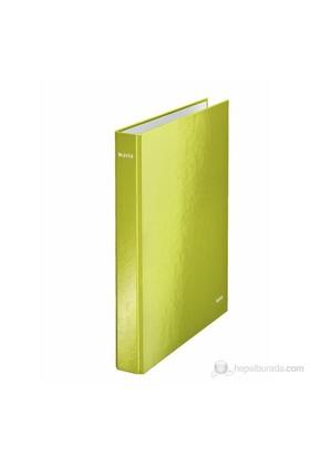 Leitz 2 Halkalı Klasör Wow Metalik Yeşil 42411064