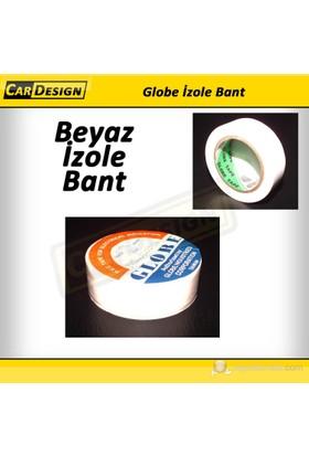 CRD Globe 19 mm İzole Bant Beyaz (Orijinal )