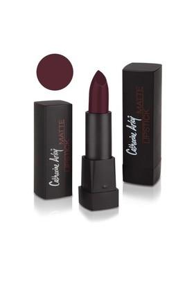 Catherine Arley Matte Lipstick M06