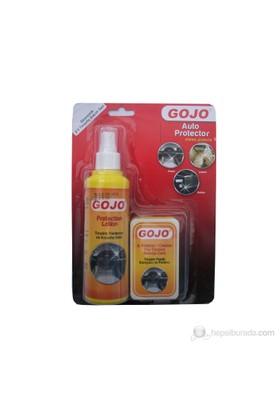 Gojo 2'li Araç Bakım Seti (Temizlik Süngeri + Torpido Sütü)