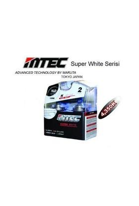 MTEC Süper White 9006 Xenon Tip Ampül Seti 5694
