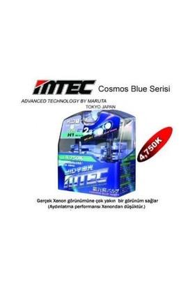 MTEC Cosmos Blue White H11 Xenon Ampül Tip 5701